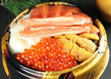 北海5種盛海鮮丼 (450x321)